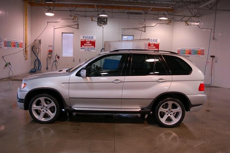 Fs 2002 Bmw X5 4 4i Sport With 4 6is Trim Canada