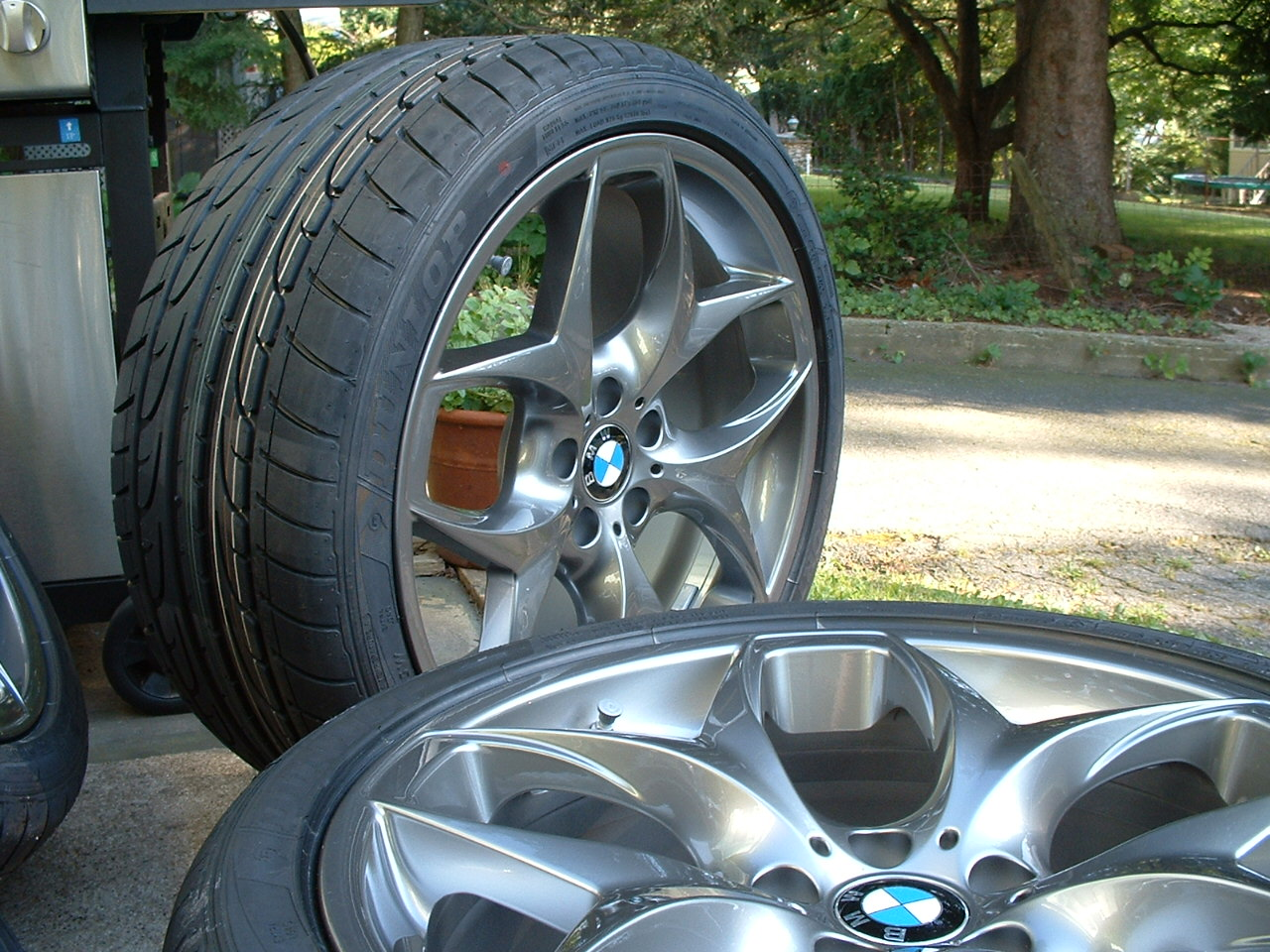 New Oem X5 21 Quot Wheels Tires Amp Tpms E70 E71 X6 Xoutpost Com