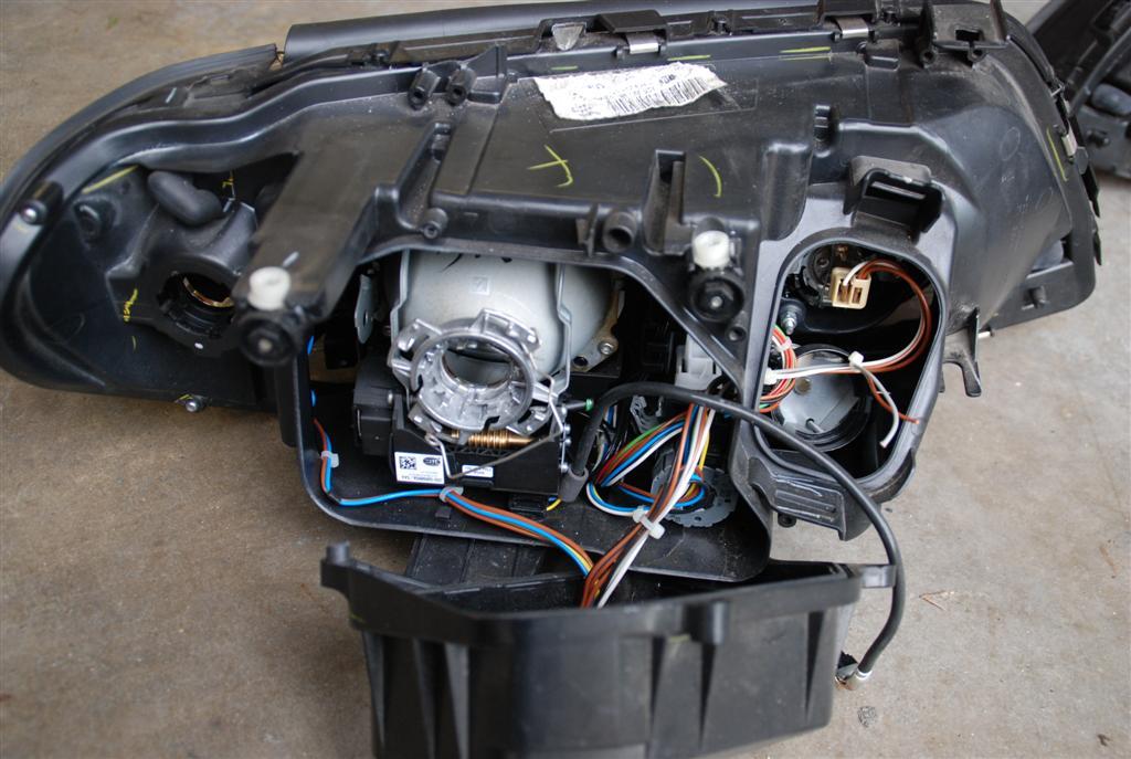 Fs 05 X5 Facelift Oem Headlights Cheap Junk Part