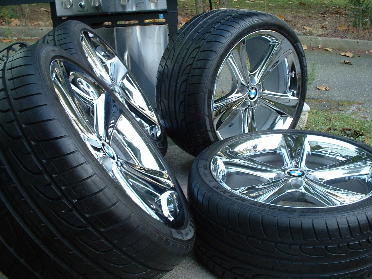 21 Quot X5 Chrome Wheels Tires Amp Tpms Take Offs Xoutpost Com