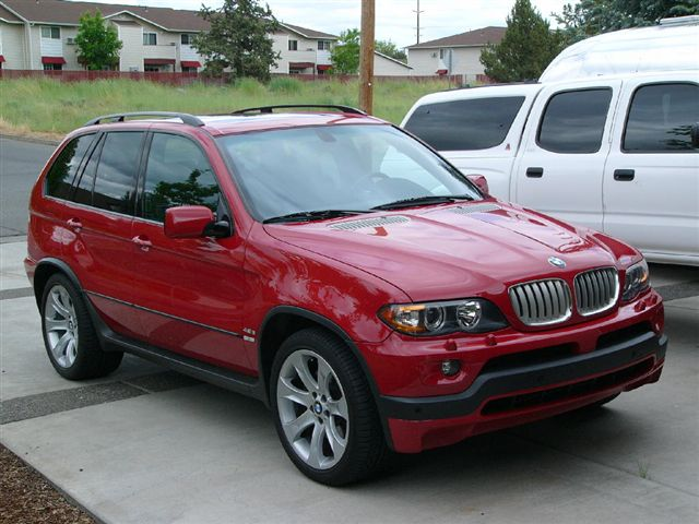 2004 Imola Red X5 4 8is For Sale Xoutpost Com