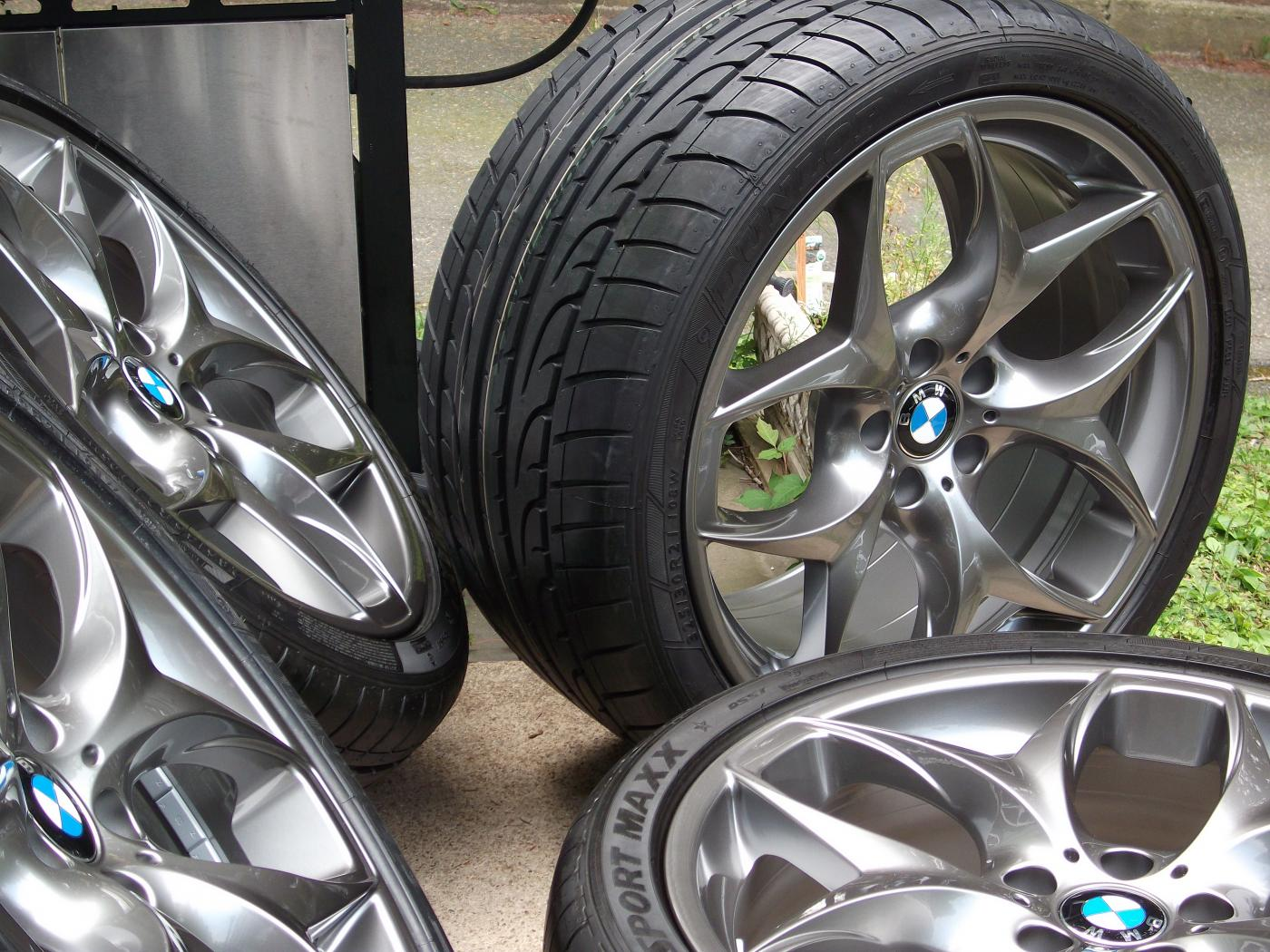 New Bmw X6 21 Quot Style 215 Complete Wheel Set Also Fits The X5m And X6m Xoutpost Com