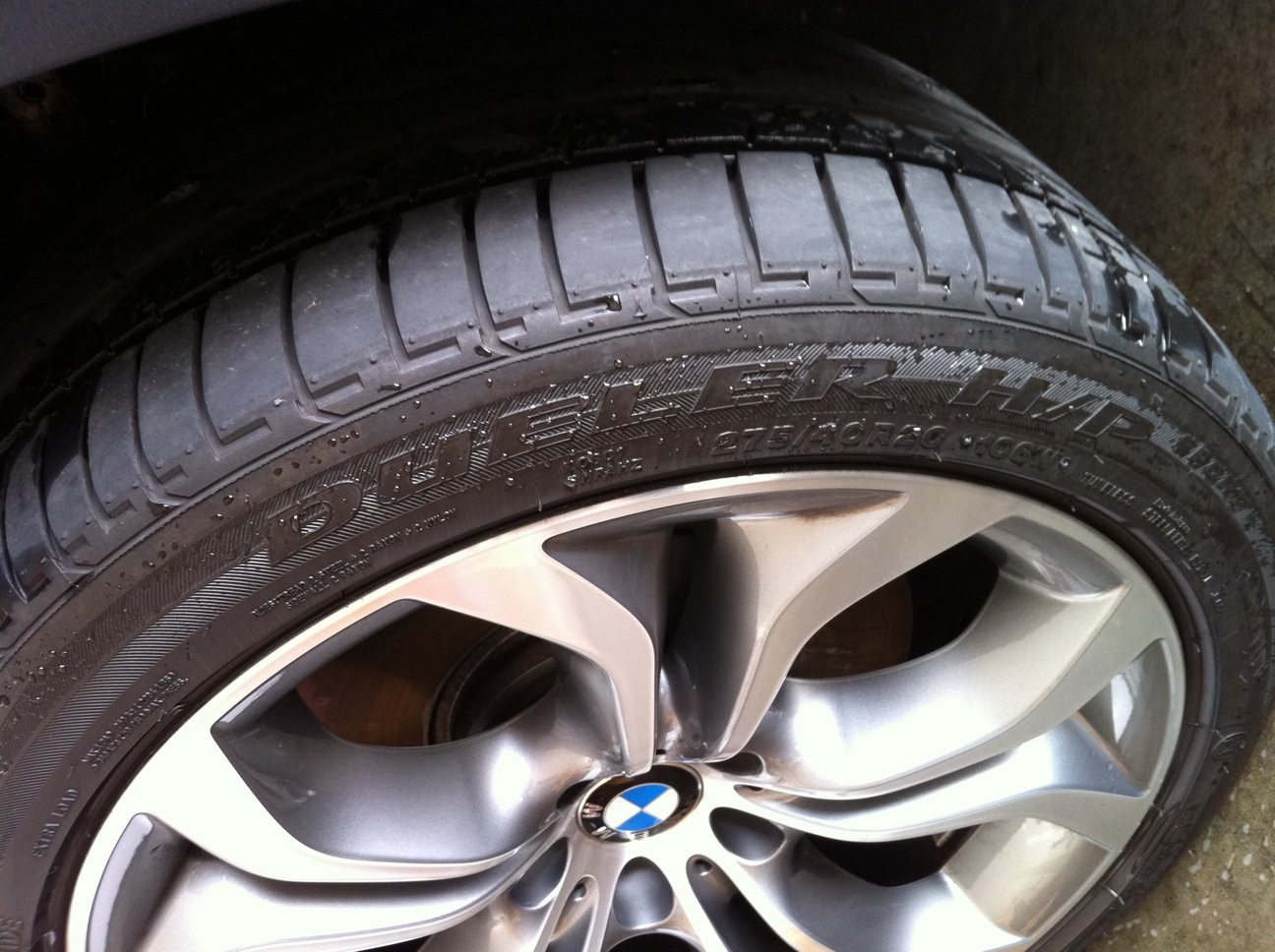 2008 BMW 335I For Sale >> FS: 4 New Bridgestone Dueler H/P Sport RFT - Xoutpost.com