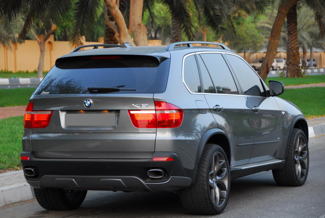 New Bmw X5 21 Quot Style 215 S In Black Amp Ferric Grey
