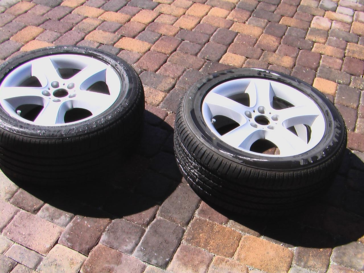 2010 X6 3 5 Oem Style 212 Wheels Tires For Sale Xoutpost Com