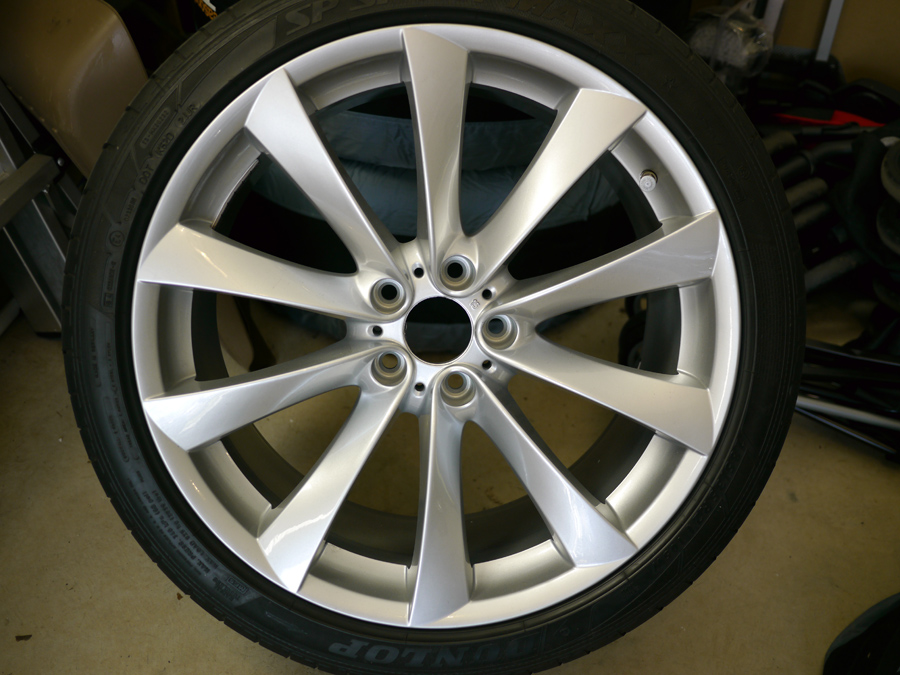 Fs Oem Bmw Style 239 21 Quot Wheels Tires Arches Sold