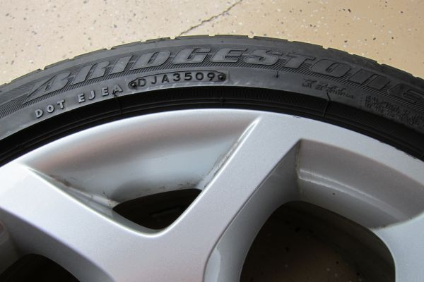 Sold Oem Style 214 20 Quot Rims With Bridgestone Dueler H P