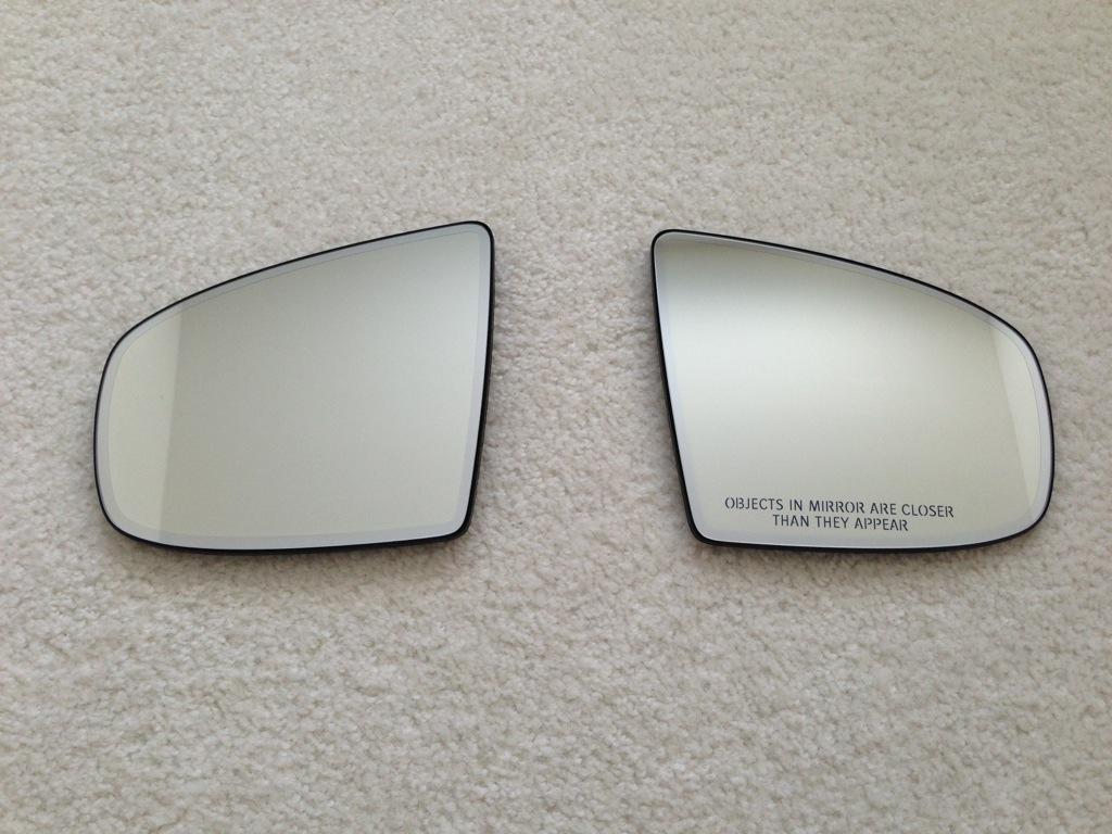 2012 Oe E70 Auto Dimming Side View Mirror Glass Xoutpost Com