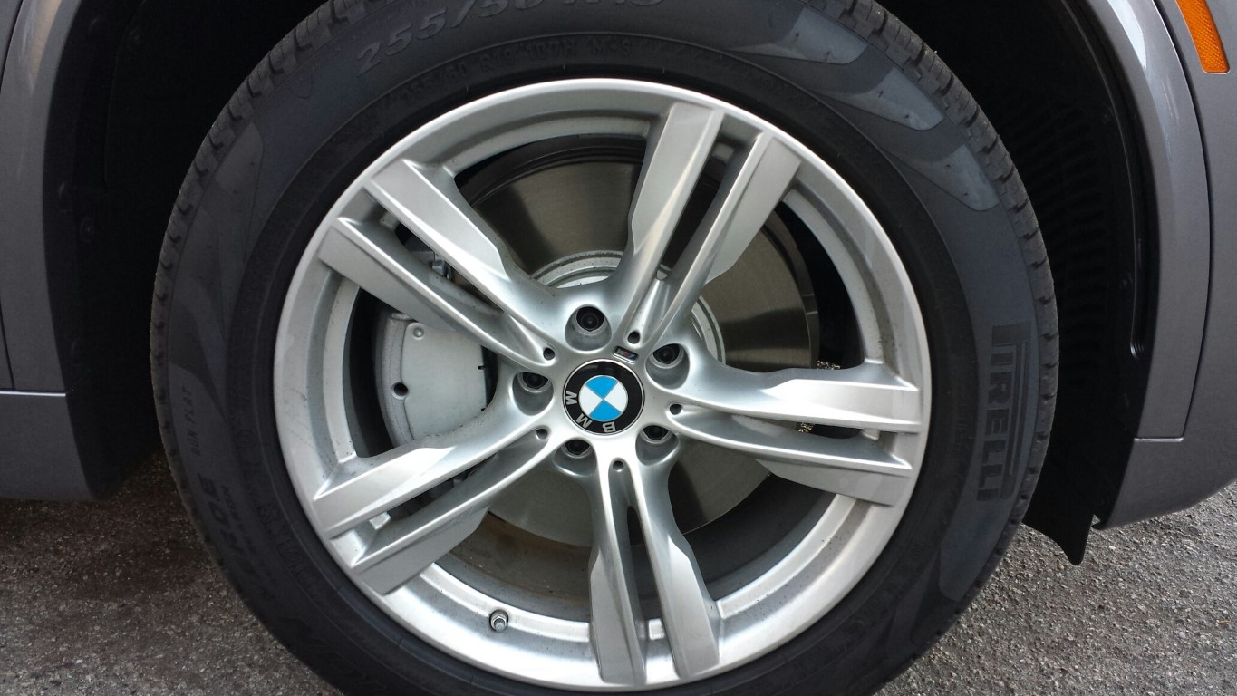 Bmw X5 20 Inch Wheels And Tires