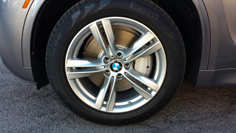 "Bmw Rims Style >> 2014 F15 BMW X5 Style 467M 19"" M-SPORT WHEELS & TIRES ..."
