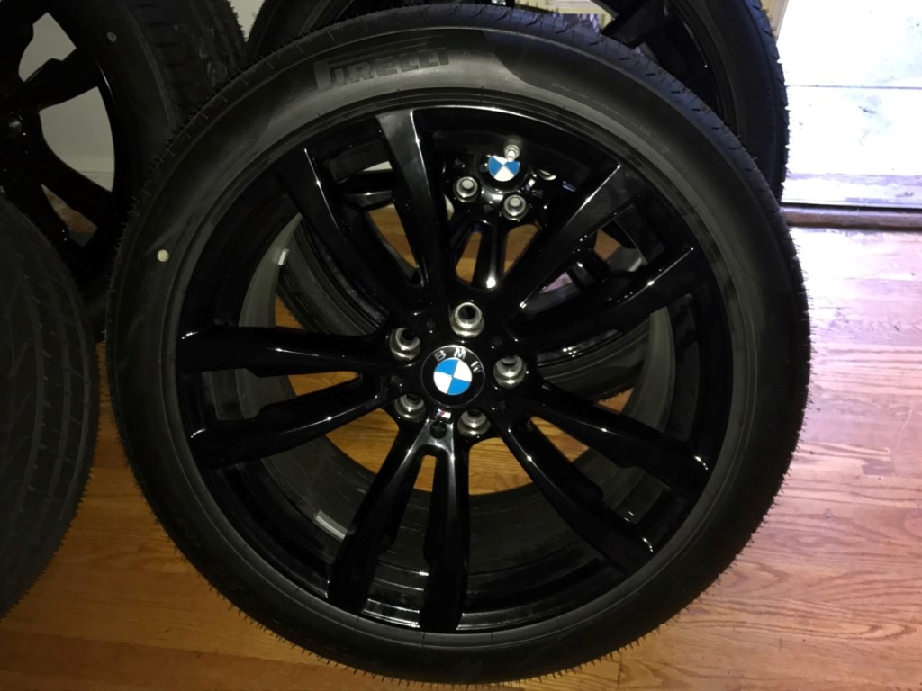 Bmw X 20 Inch Whells On The X3 Anyone Put 20 Quot Rims On