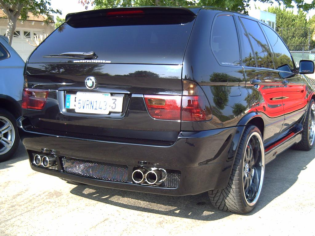 Bmw X5 Body Kit M5 Look Updated New Pixs Pg 11 Page 11