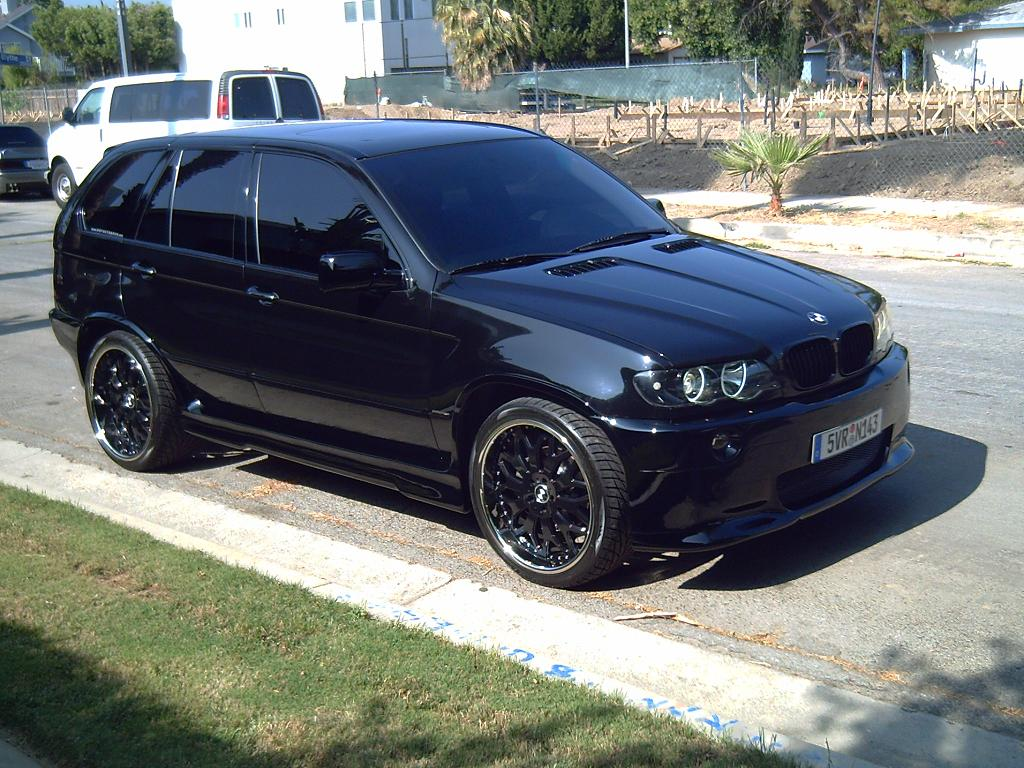 Bmw X5 Body Kit M5 Look Updated New Pixs Pg11 Page 11