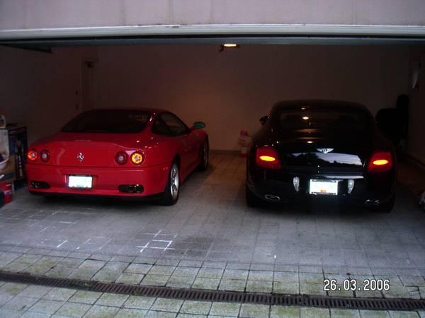 8 car garage for Credit garage auto