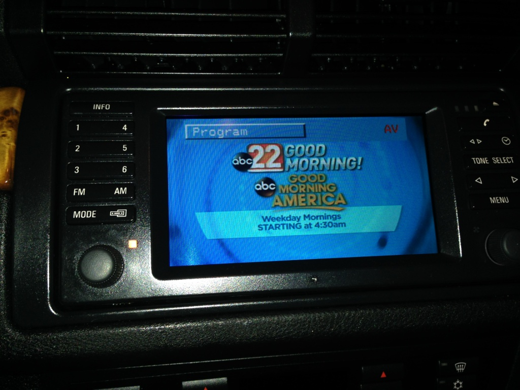 Waze on the factory Nav screen - Xoutpost com