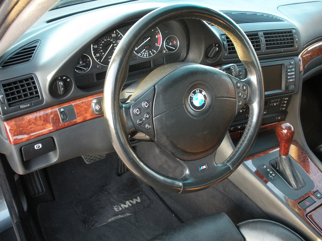 2001 740i M Sport For Sale - Xoutpost.com