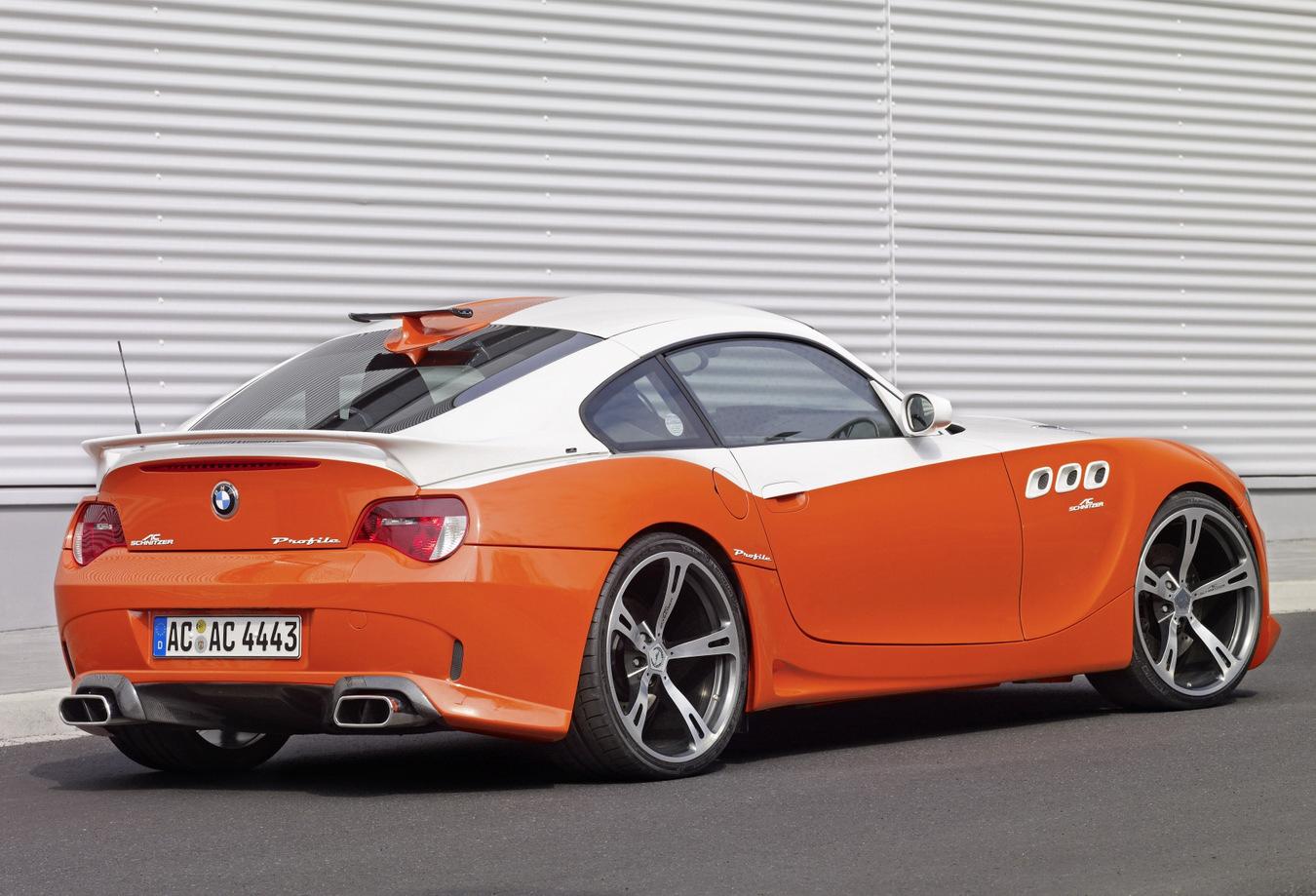 Ac Schnitzer Profile Z4 M Coupe Xoutpost Com