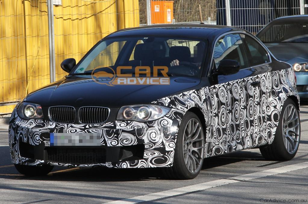 Bmw 1 M Coupe Spyshots And Cgi Thread Page 2 Xoutpost Com