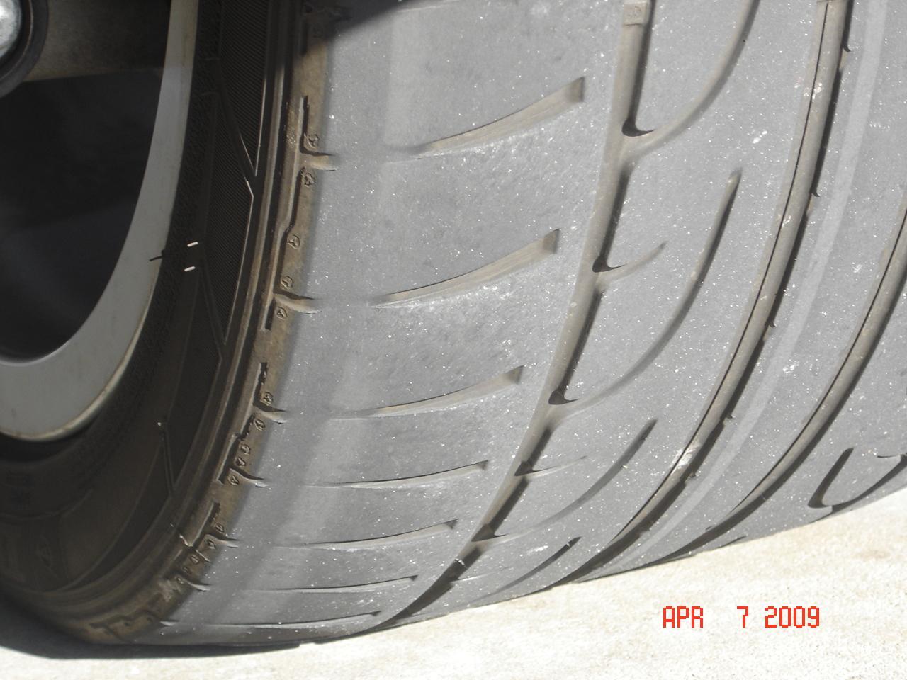 Gas Station Near My Location >> Rear Wheels Inside Wear - Xoutpost.com