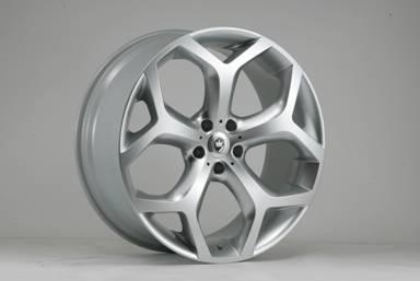 22 Quot Wheelrep 04 Y Spoke Hyper Silver Back In Stock Bmw X5