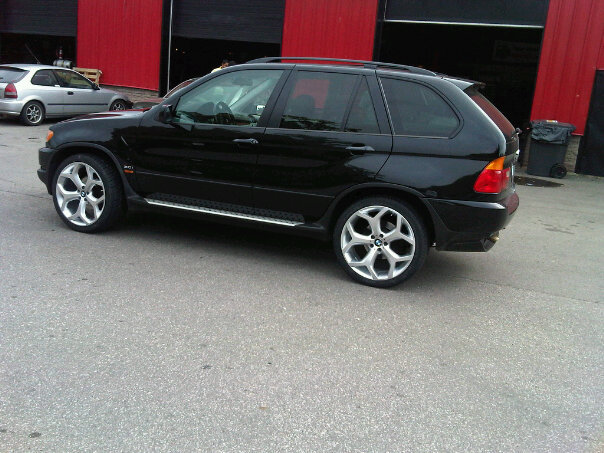 22 Quot Wheelrep 04 Y Spoke Hyper Silver Back In Stock Bmw X5
