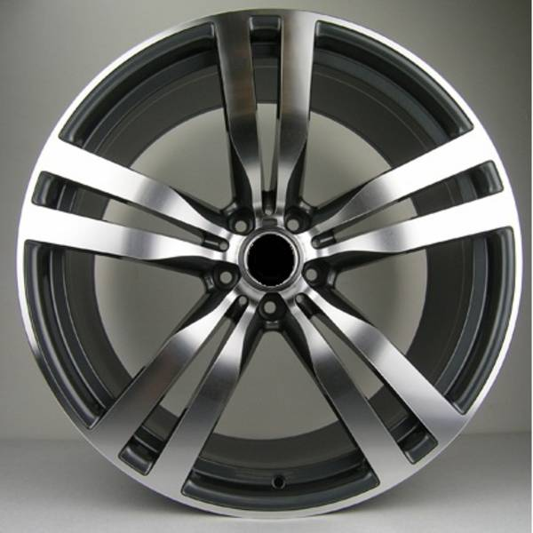 "Bmw X6 Wheels: 22"" WR.X6M WHEELS SET FOR BMW E70 E71 X5 X6 RIMS NEW SET"