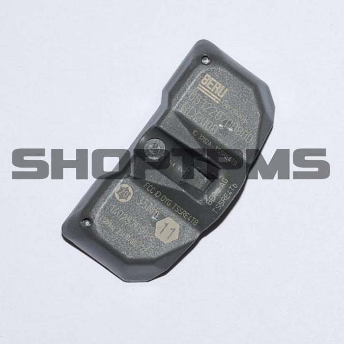 Bmw Tpms Tire Pressure Monitor Sensors X3 X5 X6 Beru Xoutpost Com