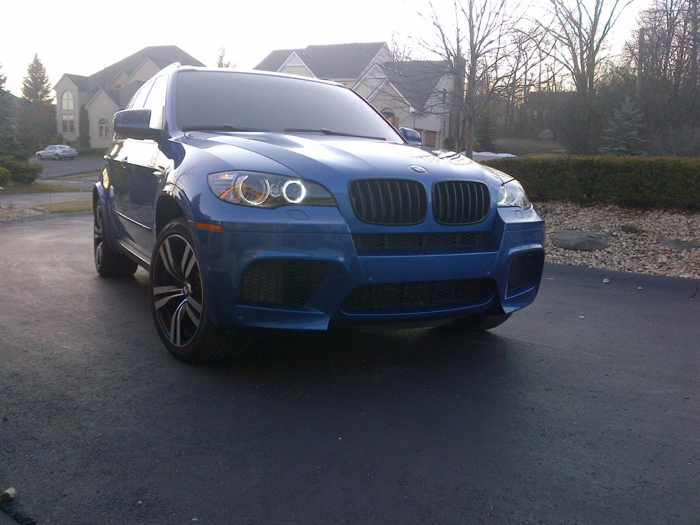 X5m Bmw Performance Black Kidney Grille Awesome Page