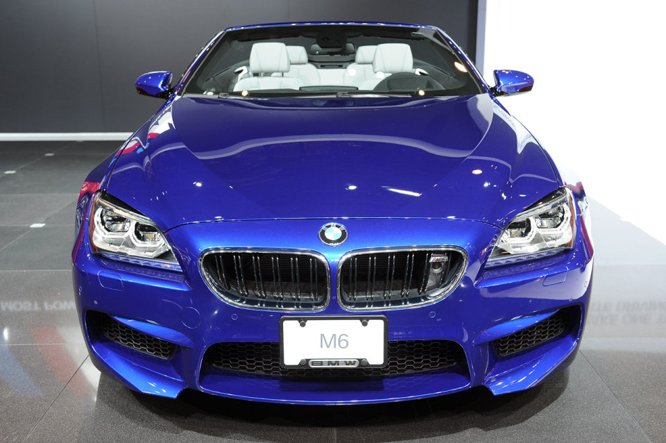 New Bmw M6 Convertible And Bmw X1 To Make World Debuts At Ny Auto Show X6 M Us Debut Xoutpost Com