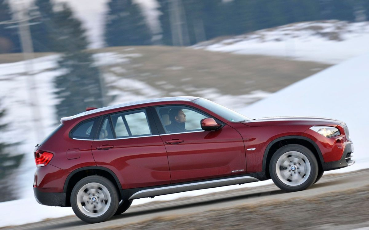 2013 Facelift Bmw X1 Pics And Press Release Xoutpost Com