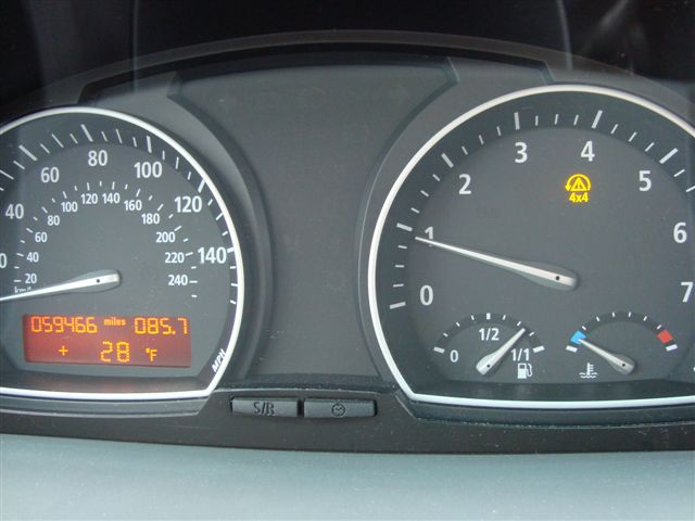 2009 Bmw X3 Dash Warning Lights Centralroots Com