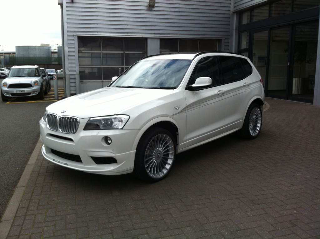 New Alpina Xd3 Bi Turbo In England Xoutpost Com