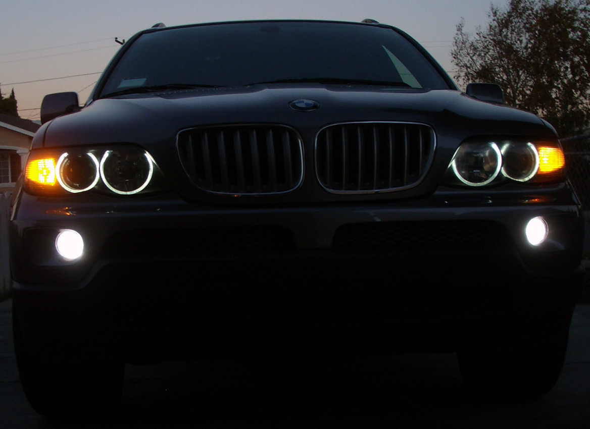 Pictures Upgrade Of Fog Lights And Angel Eyes Xoutpost Com