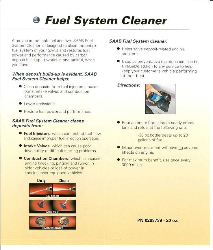 BMW Fuel System Cleaner is Techron - Page 4 - Xoutpost com