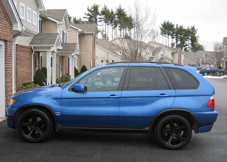 "Pic Request: OEM 20"" Black Wheels on black X5 - Xoutpost.com"