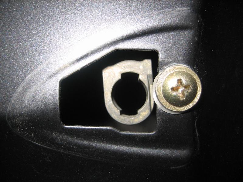 Broken Outside Door Handle Fix Xoutpost Com