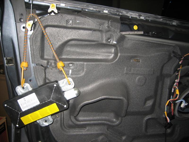 2001 bmw x5 door handle repair