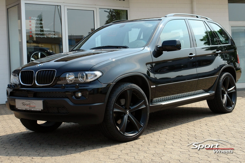 Black X5 Black Rims Trying To Figure Out The Mfgr Help