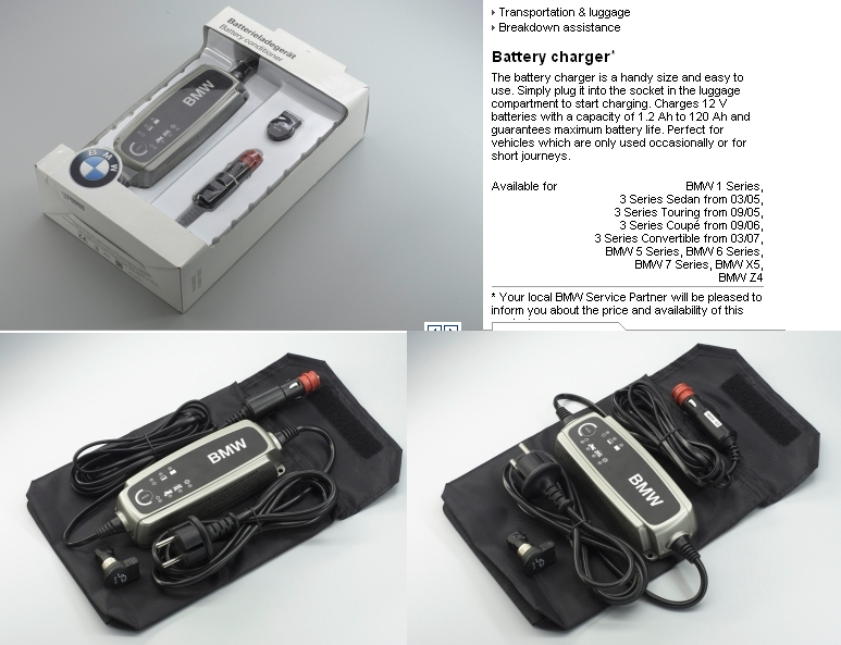Bmw Battery Charger New One An Fyi Xoutpost Com