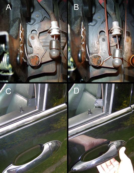 Door Lock Stuck Fix With Pics