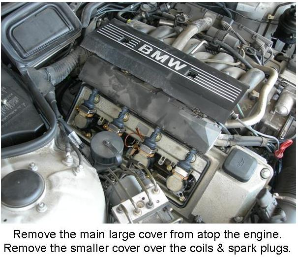 2012 Bmw X5 M Head Gasket: How To Replace Engine Valve Cover Gasket For X5 4.4