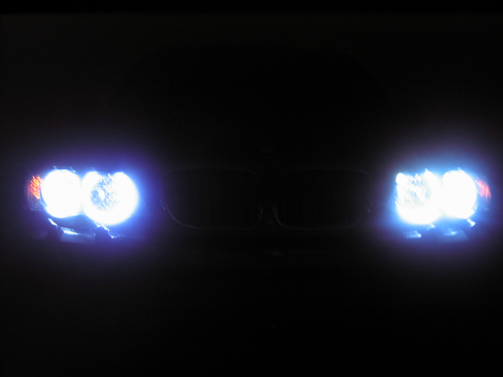 new LED headlights & taillights pics - Xoutpost.com