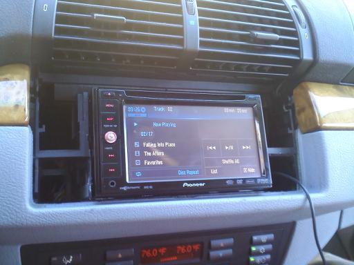 Pioneer Avicd3 Navigation Install Xoutpostrhxoutpost: 2002 Bmw X5 Double Din Radio Kit At Elf-jo.com