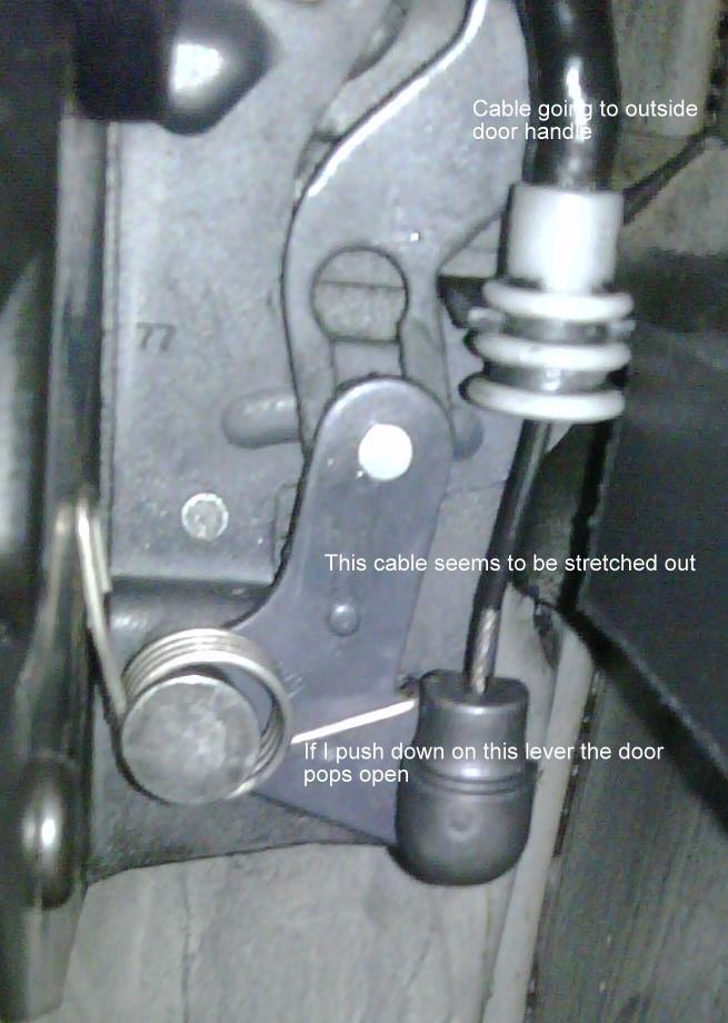 Door Problem Not Lock Actuator Xoutpost Com