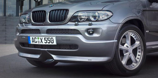 AC Schnitzer body kit on order  - Kit cancelled - see first