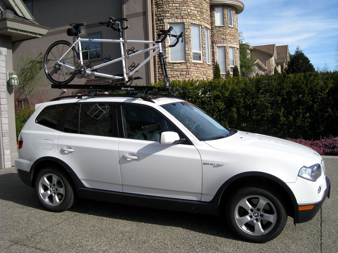Pics Of My Thule T2 Bike Rack Xoutpost Com
