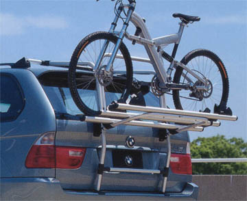Here Is The Non Hitch Bike Rack For E53 Xoutpost Com