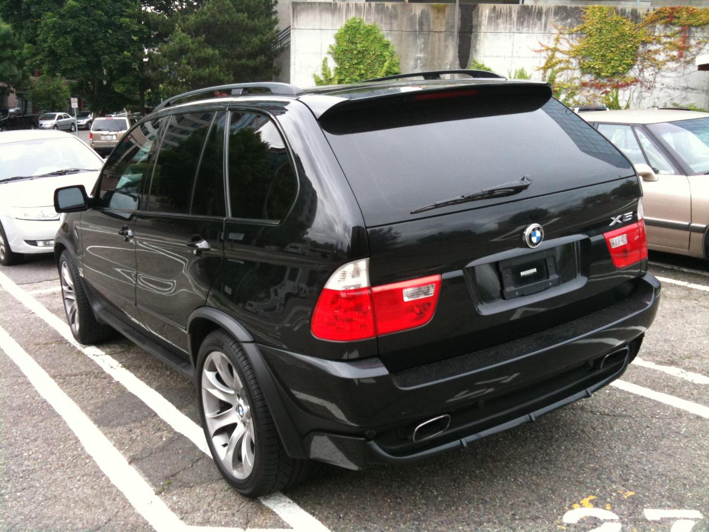 My New (to me) BMW X5 4.8is - Xoutpost.com