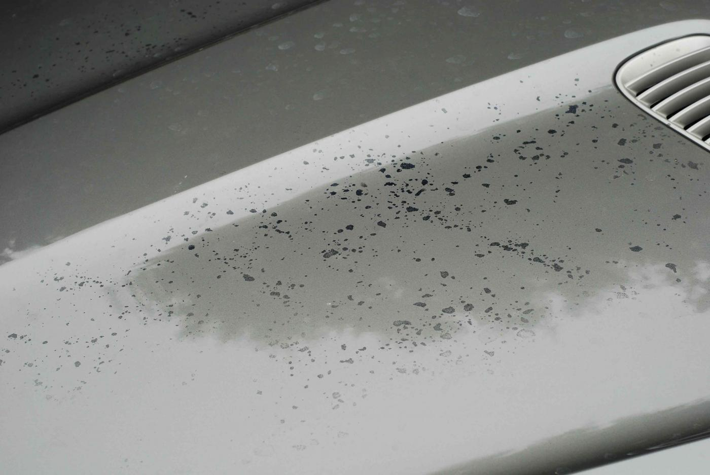 Acetone And Car Paint