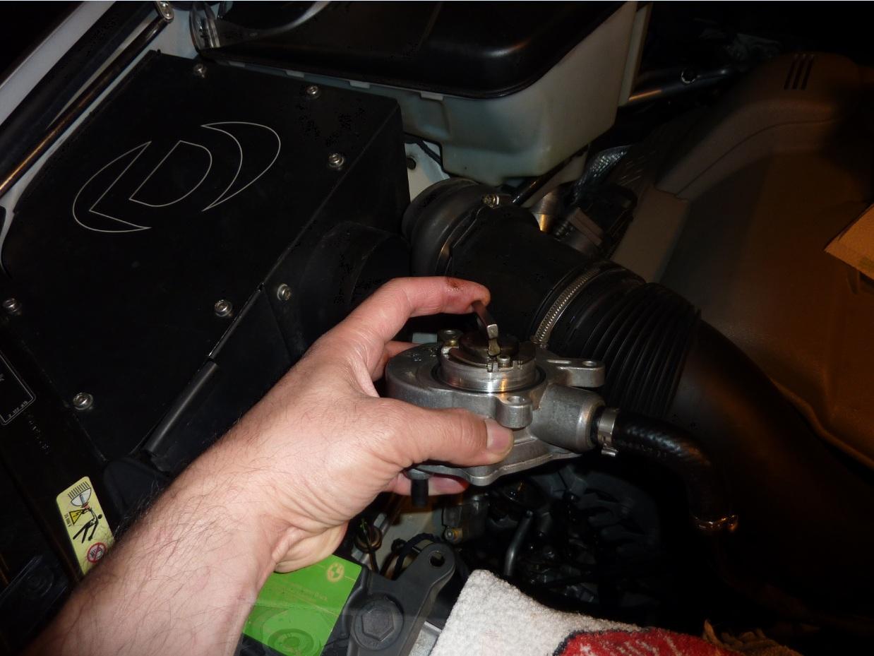Vacuum Pump Brake Booster Pump O Ring Replacement